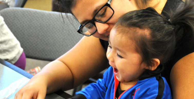 College of Menominee Nation's Ké' Family Engagement