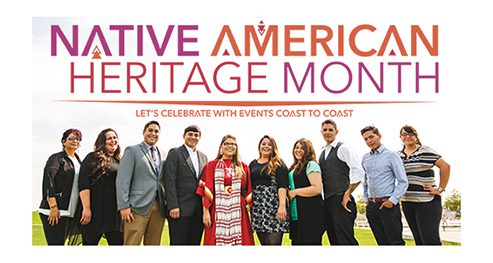 Embrace Native Heritage Month