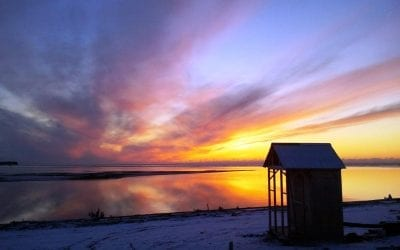 Student Blogger Amber: Alaska Winters and Subsistence Living