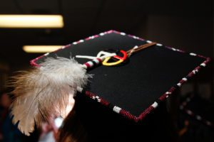 United Tribes Technical College Spring Graduation on May 8, 2015