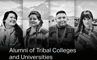 Report: Tribal Colleges Offer Unique Approach to Native Student Success