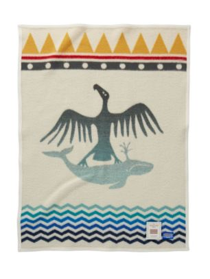 Pendleton Adds Two New Blanket Designs to Benefit College Fund