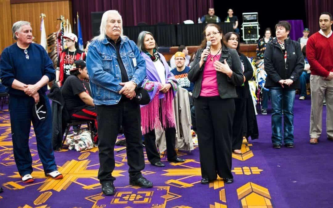 Celebrating Leaders of the Tribal College Movement