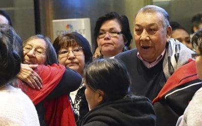 College Fund Honors Two Native Elders at Annual Dinner