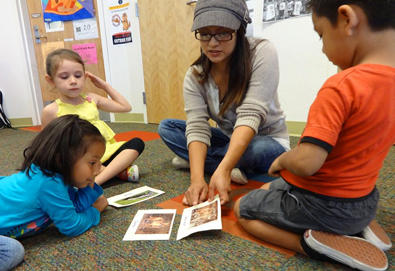 College Fund Transforms Early Childhood Education with W.K. Kellogg Foundation Grant