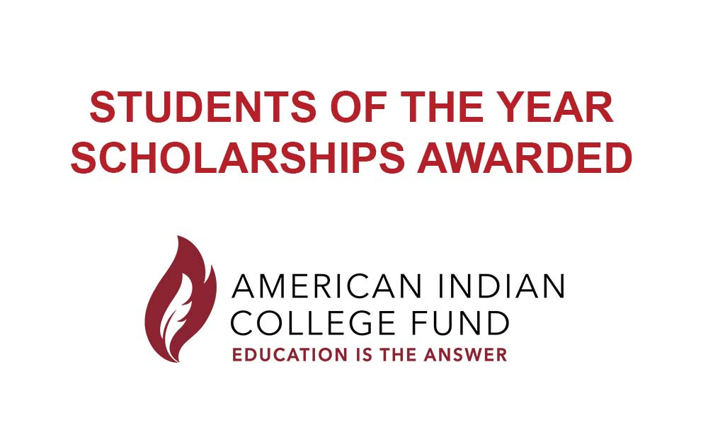 American Indian College Fund Honors 35 Tribal College Students of the Year