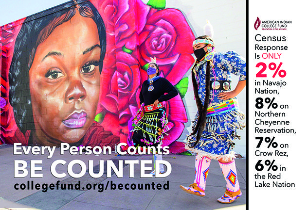 Be Counted Census