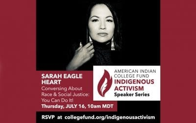Sarah Eagle Heart: Conversing About Race & Social Justice