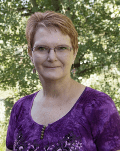 Kathie Maiers (Salish) - Division of Education Administrative Assistant and Adjunct Faculty Member