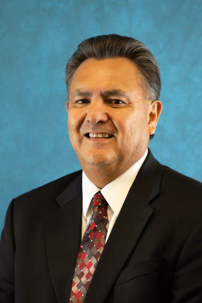 Robert Bible, President of College of Muscogee Nation.