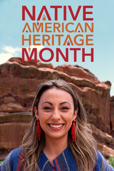 Native American Heritage Month Summer Photo