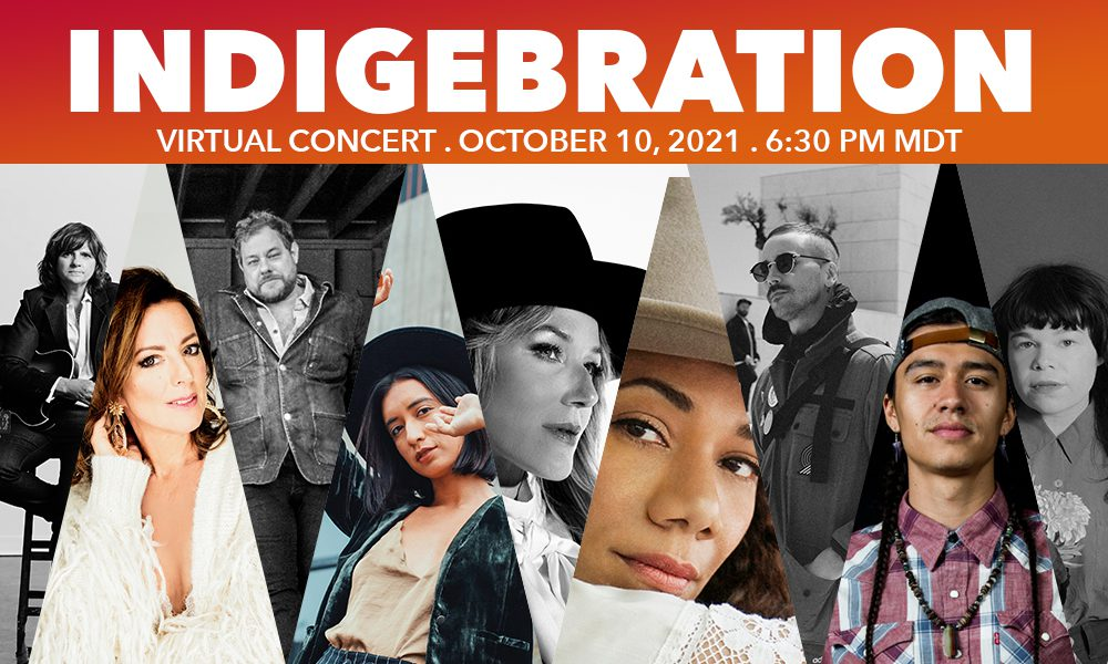 Help Raise Native Voices on Indigenous Peoples' Day: Join Our Indige-Bration Concert